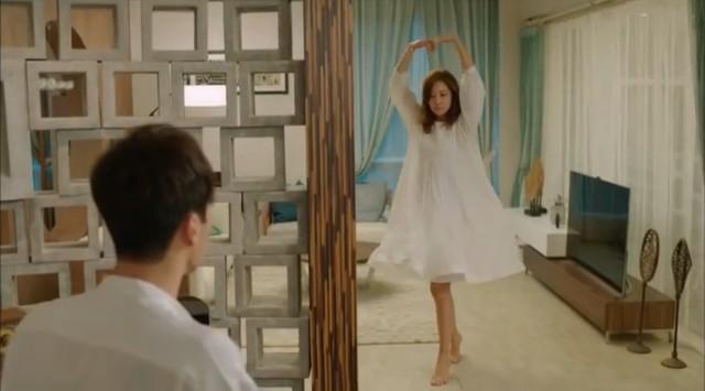 gong Hyo jin ballerina