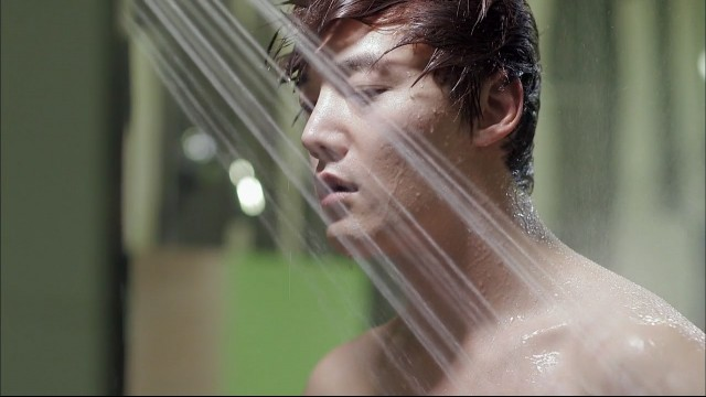 Emergency Couple Choi Jin Hyuk shower