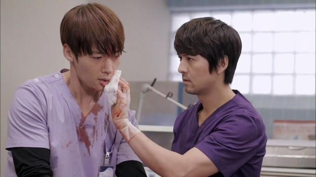 Emergency Couple Ep 13