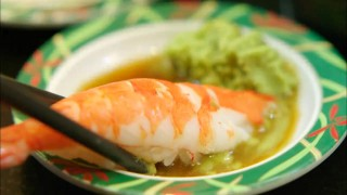Let's Eat episode 10 ebi sushi