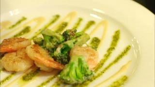 Let's Eat episode 12 shrimps