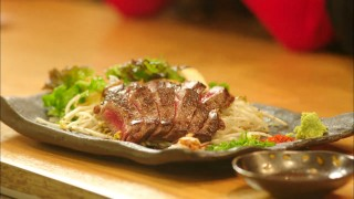 Let's Eat episode 12 teppanyaki steak