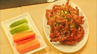 Let's Eat episode 14 chicken feet