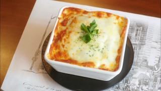 Let's Eat episode 15 lasagna