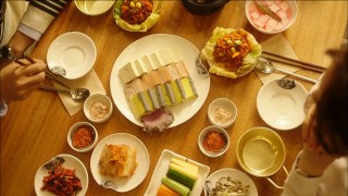 Let's Eat episode 6 tofu bossam