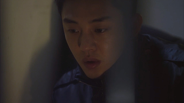 Secret Love Affair episode 4 Yoo Ah In jail