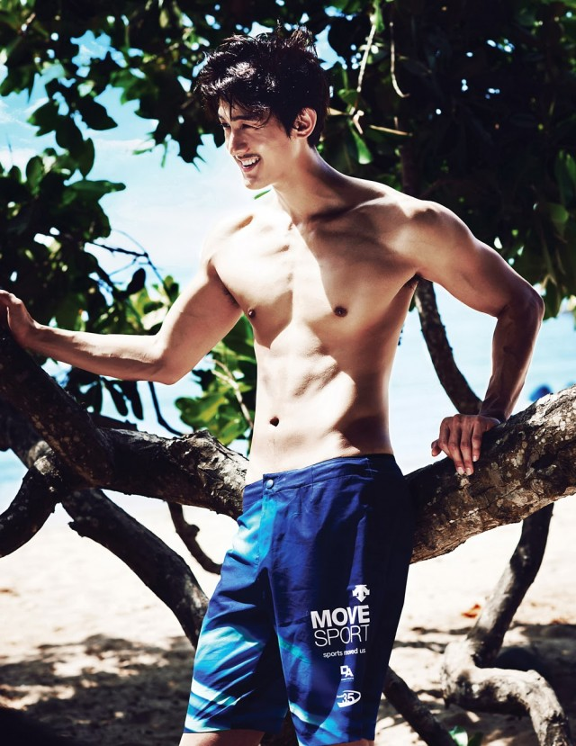 Lee Ki Woo beach