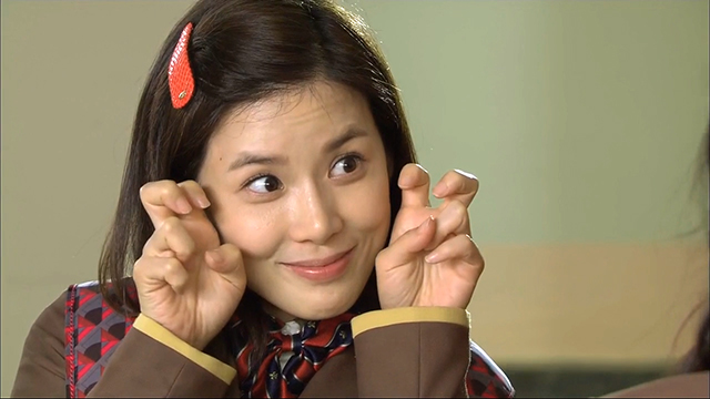 I Hear Your Voice episode 3 Jang Hye Sung high school