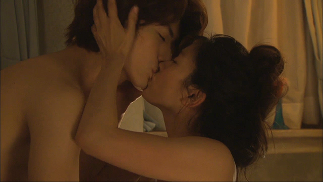 Last Cinderella episode 9 kiss