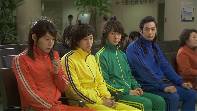 Rooftop Prince episode 2 hair – Noonas Over Forks