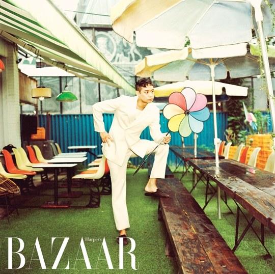 Chun Jung Myung Harpers Bazaar