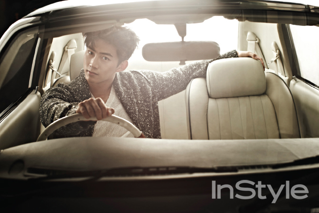 taecyeon InStyle