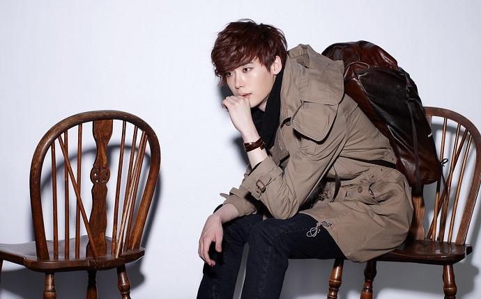 Lee Jong Suk model