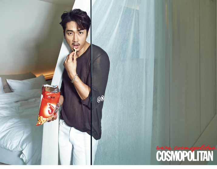 Seung Soon Heon shrimp chips