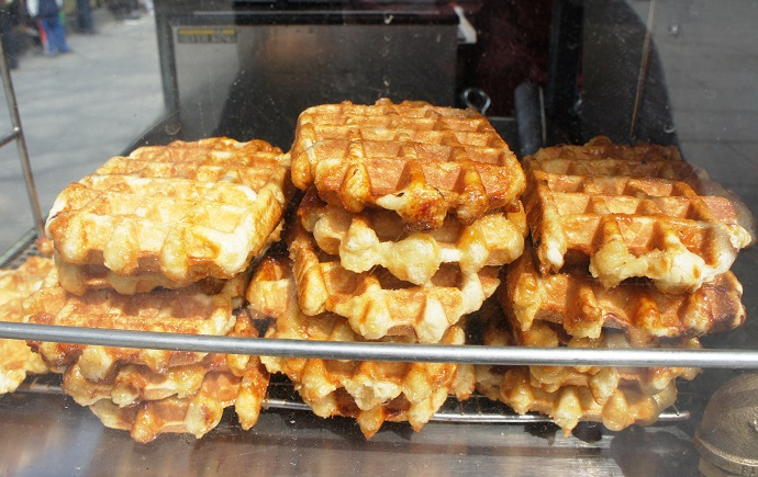 Wafels & Dinges waffles