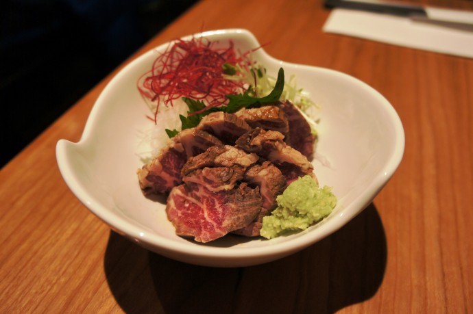 Soba Totto beef