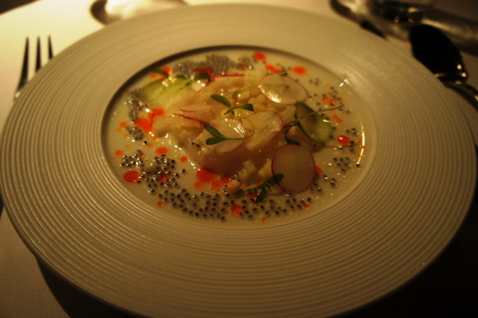 Gramercy Tavern Marinated Scallops