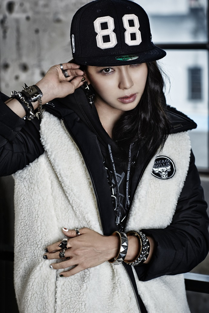 Song Ji Hyo NBA