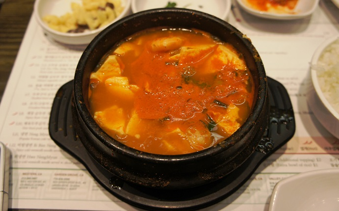 BCD Tofu House tofu
