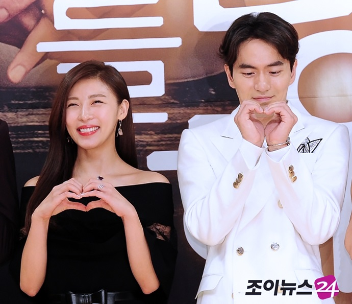 The Time I Loved You press conference