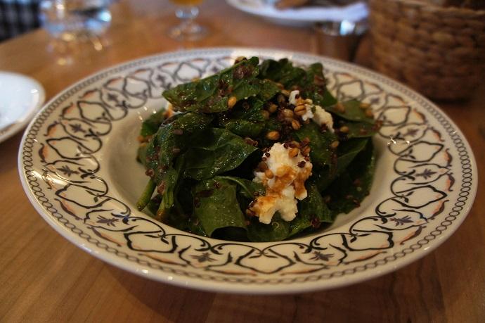 Cluny Ricotta Salad