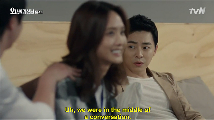 Oh My Ghost Episode 4 Recap Noonas Over Forks