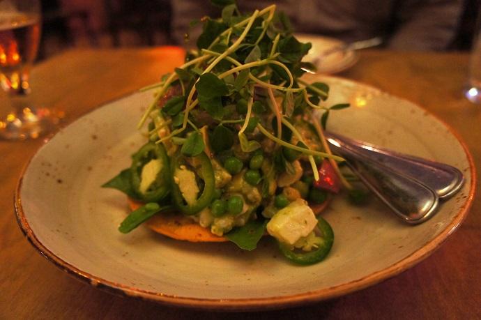 Bar Isabel salad