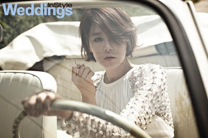 Choi Kang Hee car