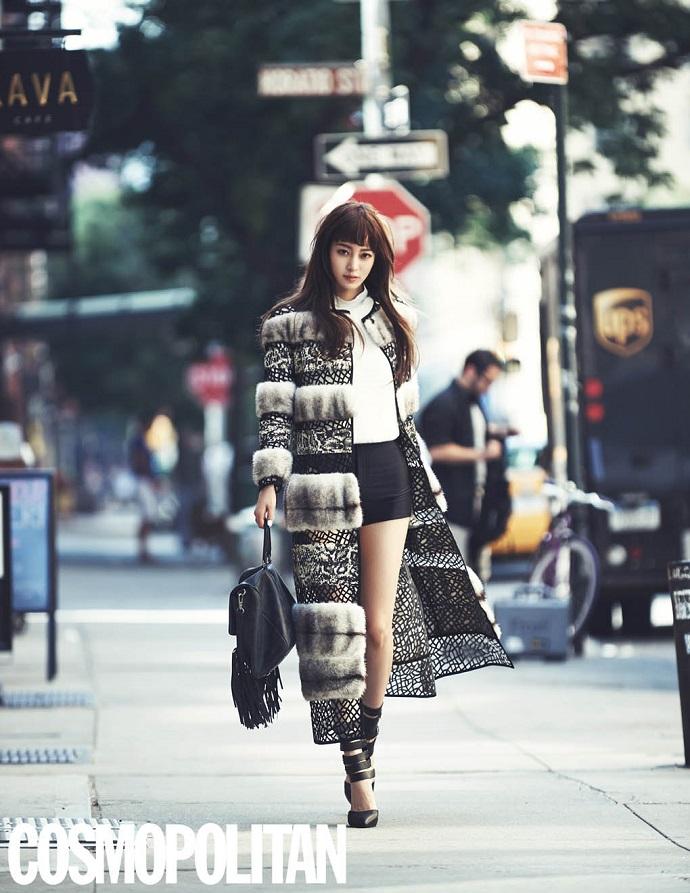 Han Ye Seul Cosmo 2