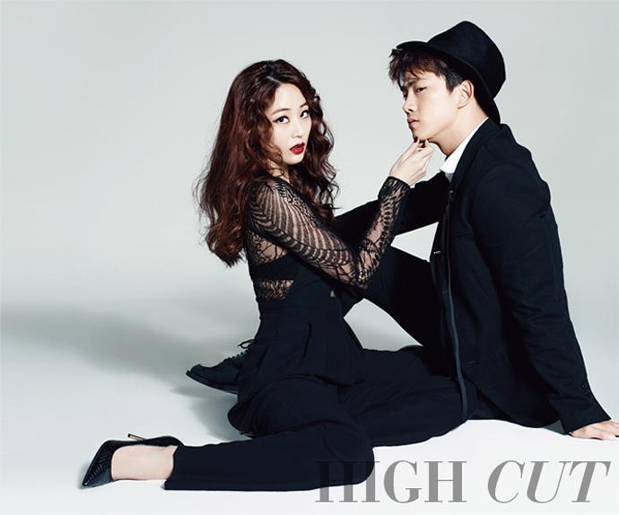 Kim Hyo Jin Ok Taecyeon