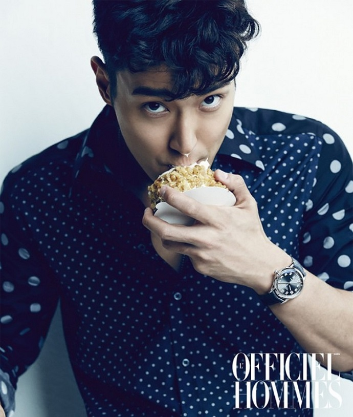 Choi Si Won Officiel Hommes
