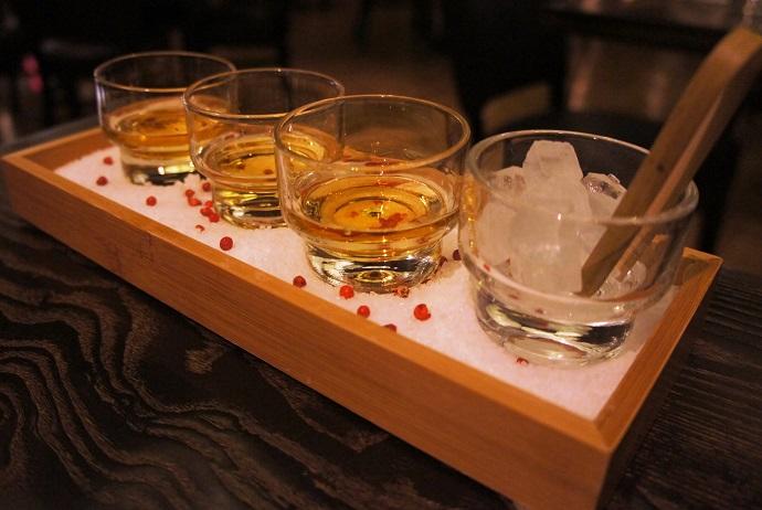 Nobu whiskey