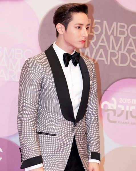 Lee Soo Hyuk MBC 2015