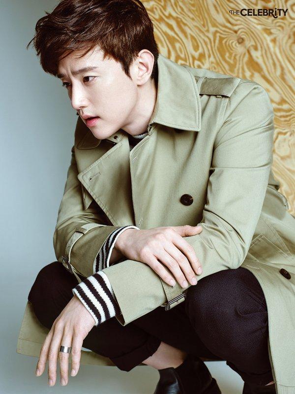 Kwon Yool Celebrity 2016