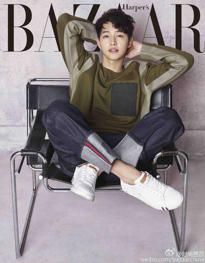 Song Joong Ki Bazaar