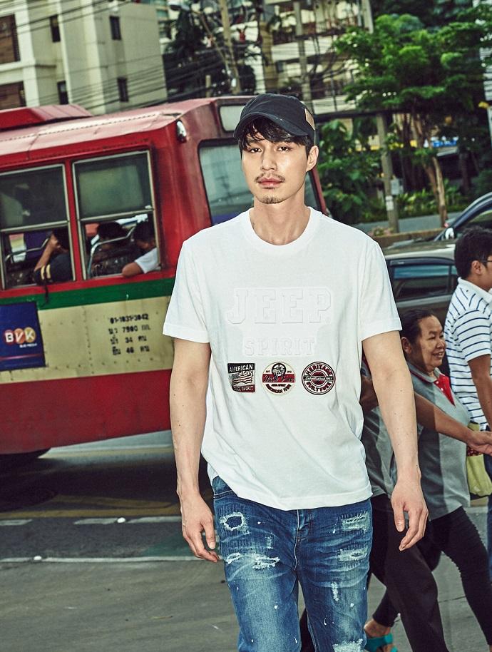 Lee Dong Wook Singles