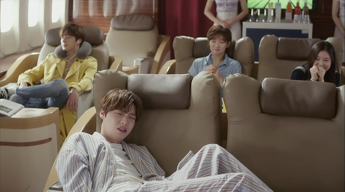 Cinderella and Four Knights 8.1