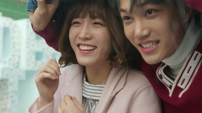 First Kiss for the Seventh Time series review – Noonas Over